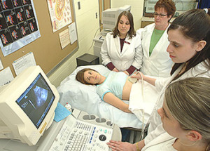 Ultrasound Technician majors with most jobs