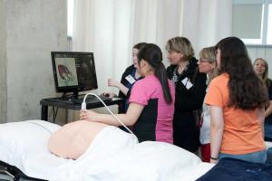 ultrasound technician training