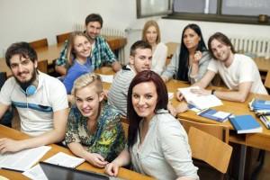 ultrasound students